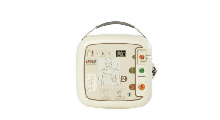 iPAD SP1  AED Workplace Defibrillator (From only £990*)