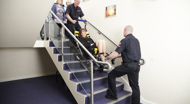 Evac-Chair Training