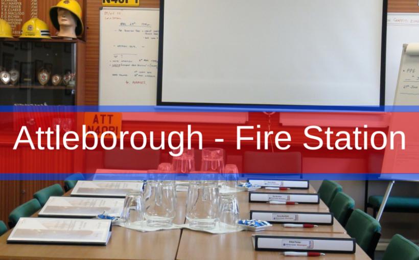 Attleborough Fire Station
