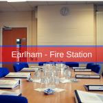 Earlham- Fire Station
