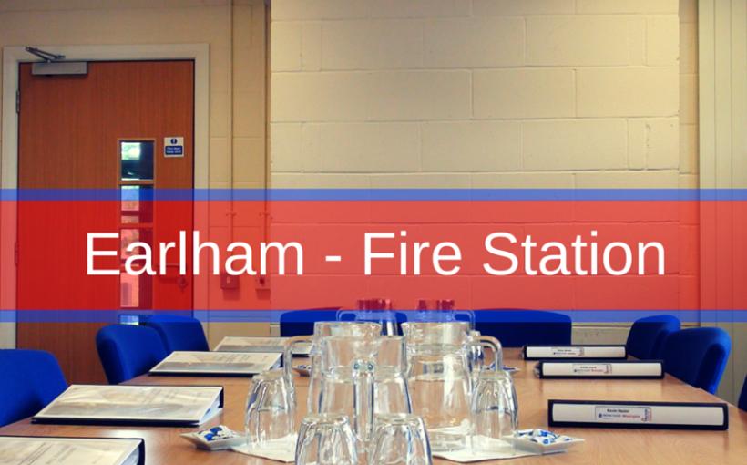 Earlham Fire Station
