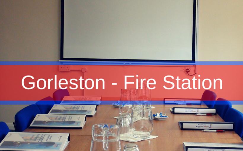 Gorleston Fire Station