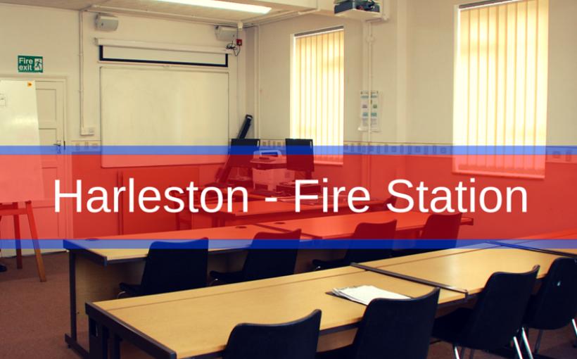Harleston Fire Station