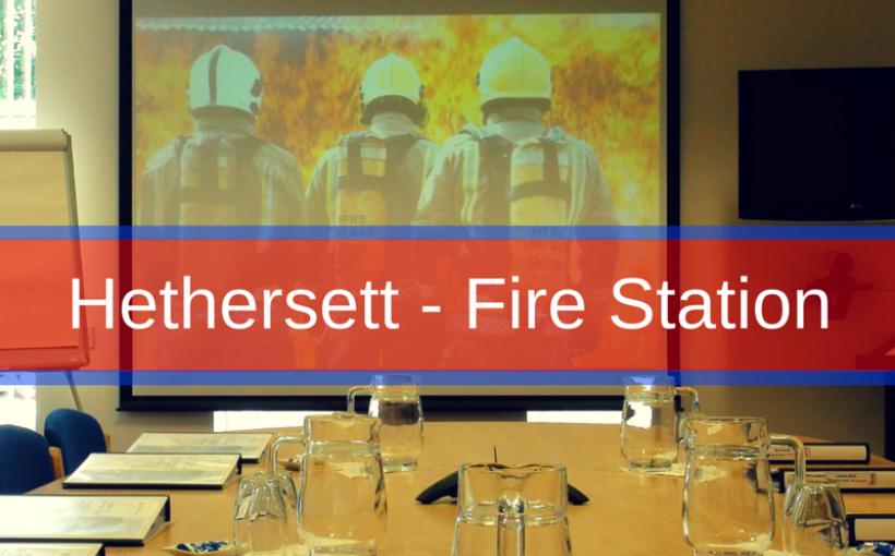 Hethersett Fire Station