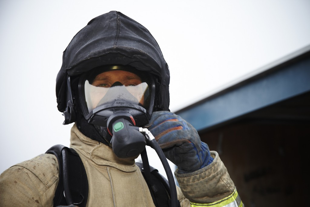 Breathing Apparatus training in Norwich, Norfolk, Suffolk, East Anglia UK. For delegates required to wear Breathing Apparatus or Perform an Emergency Response Team or Fire Team function.