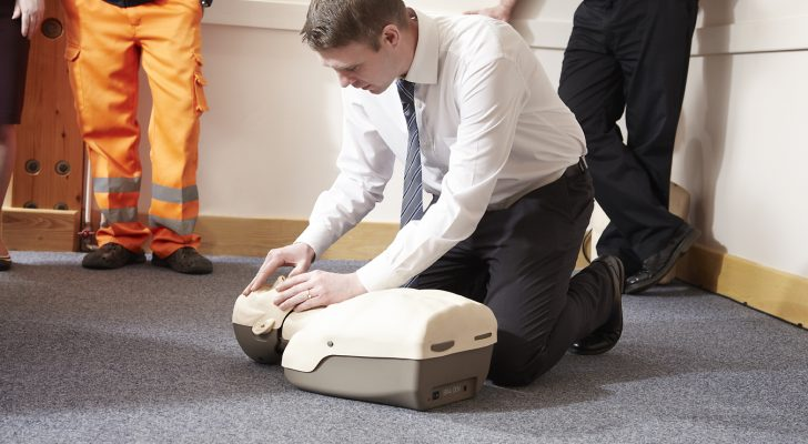 Work Place First Aid (Approved Person)