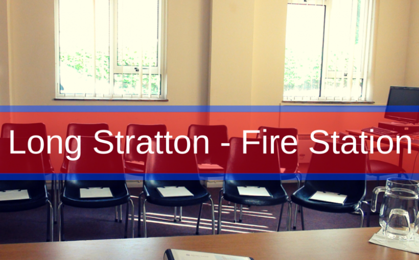 Long Stratton Fire Station