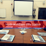 North Walsham - fire station