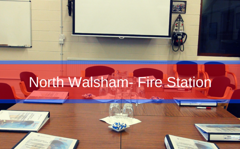 North Walsham Fire Station
