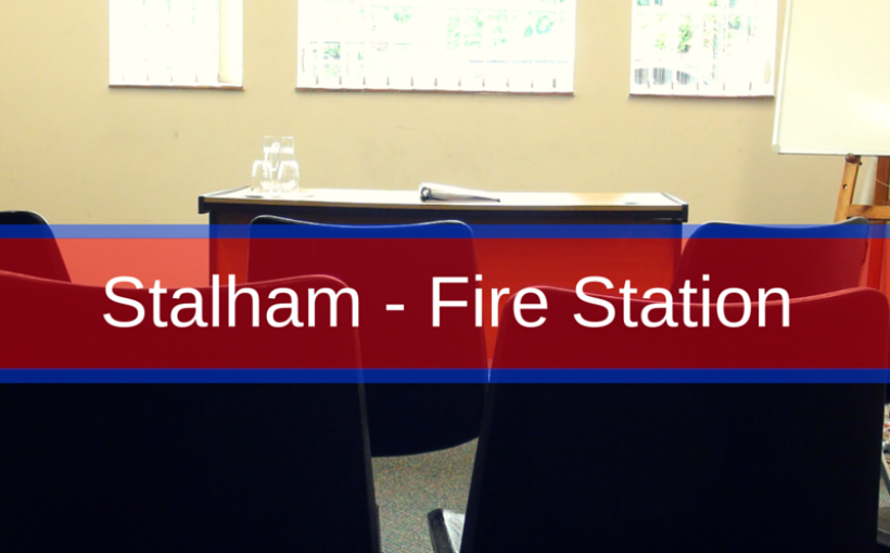 Stalham Fire Station