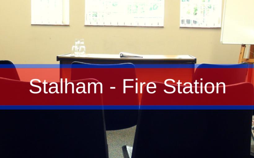Stalham Fire Station