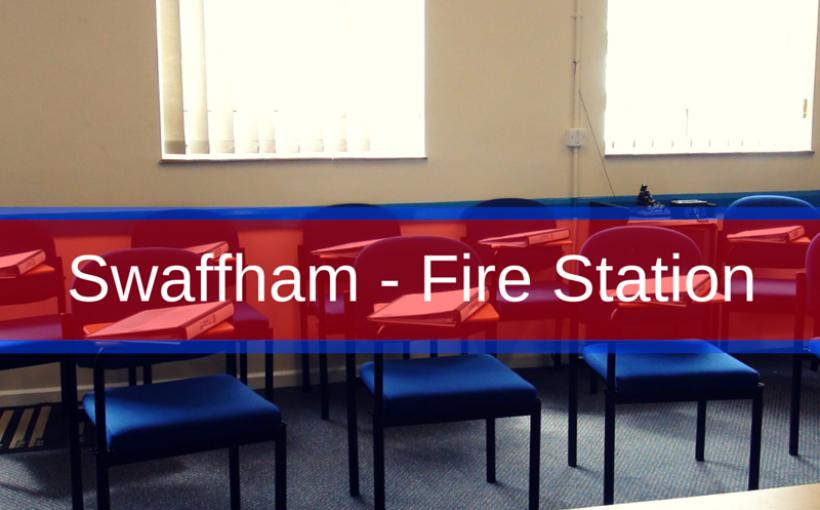 Swaffham Fire Station