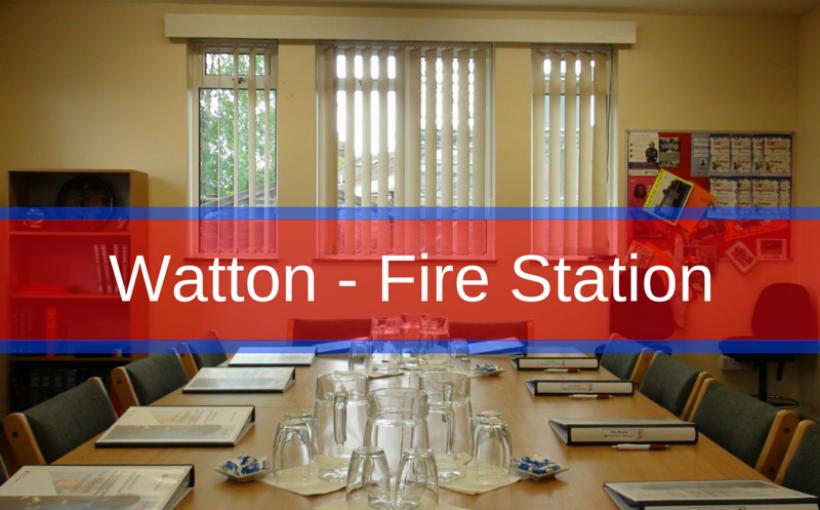 Watton Fire Station