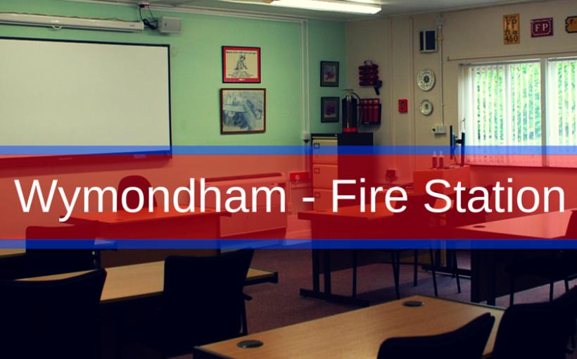 Wymondham Fire Station