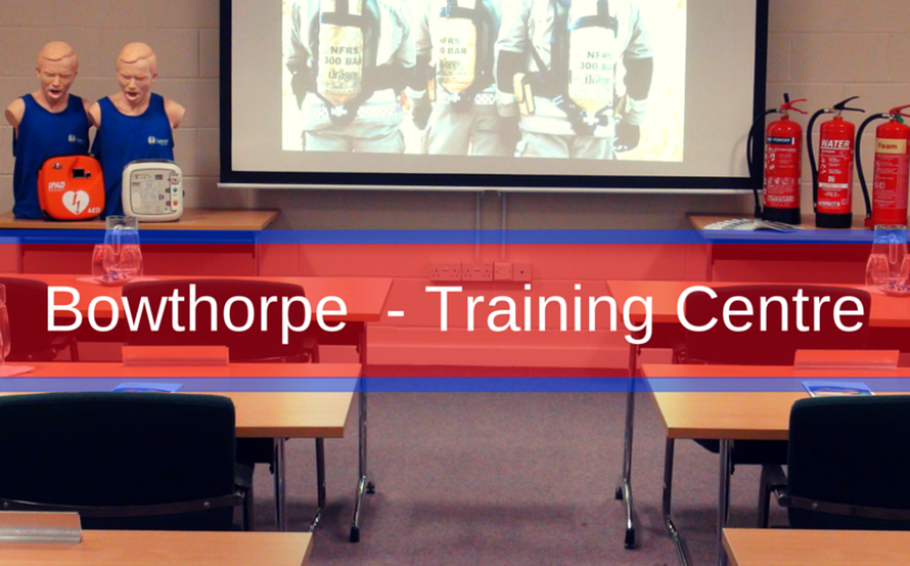 Bowthorpe Fire Service Training & Development Centre
