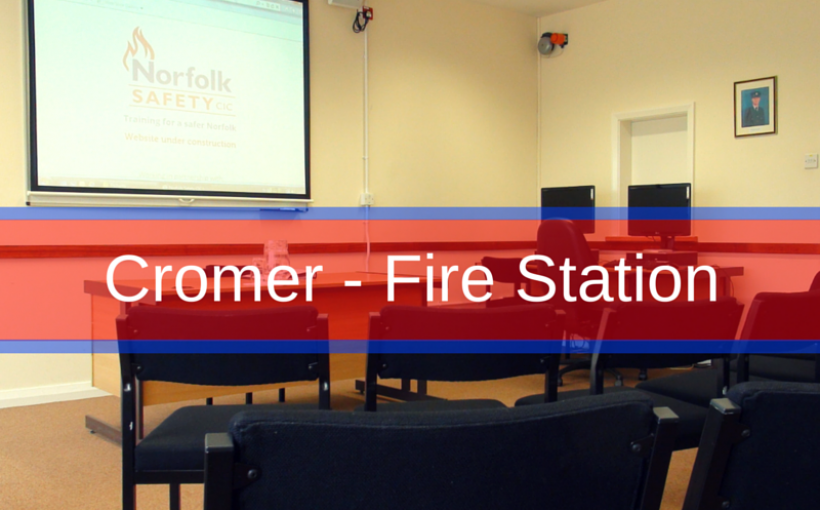 Cromer Fire Station
