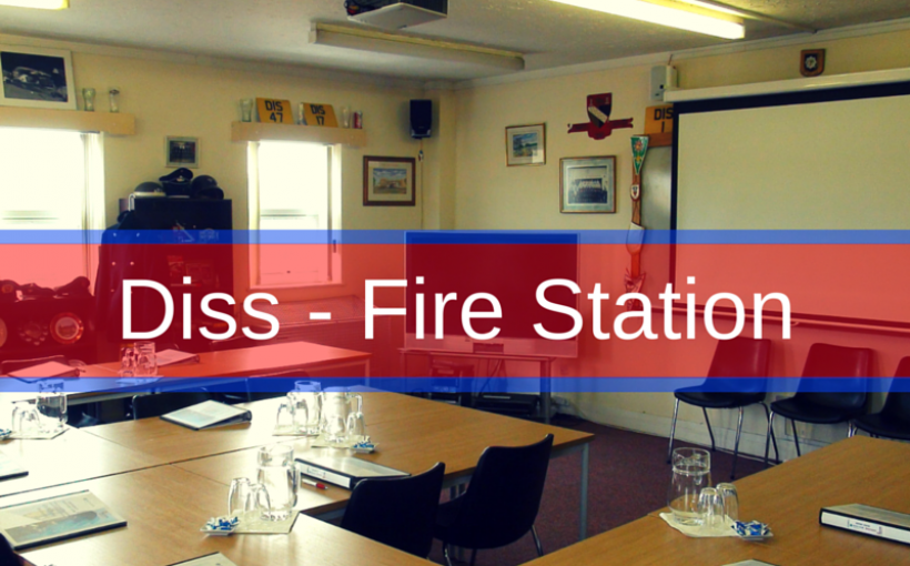 Diss Fire Station