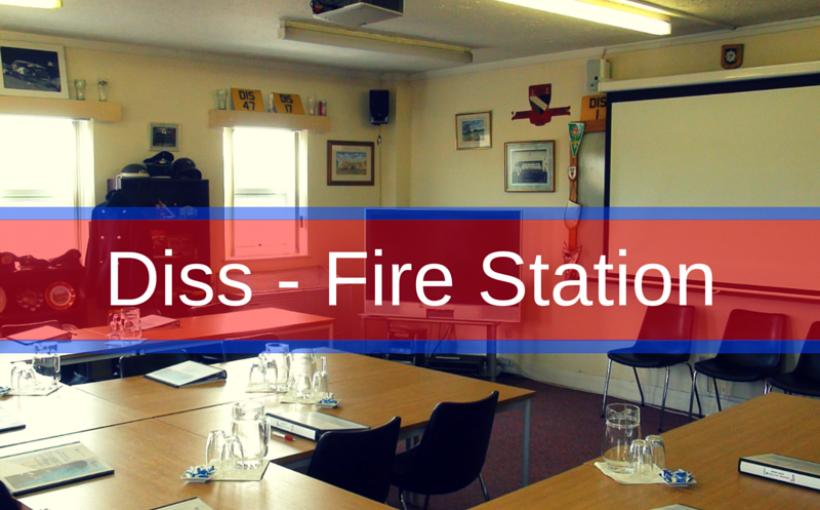 Diss Fire Station