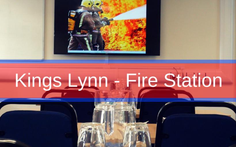 Kings Lynn Fire Station