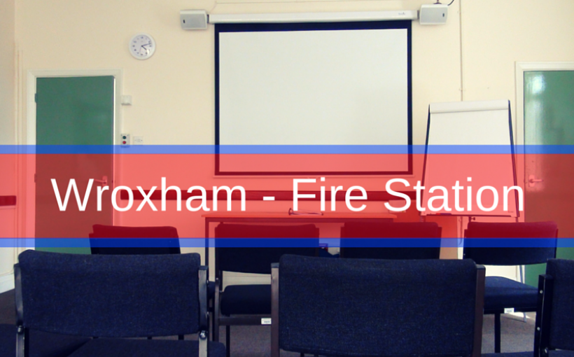 Wroxham Fire Station