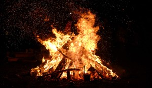 Bonfire home fire safety guidance and advice in Norfolk norwich
